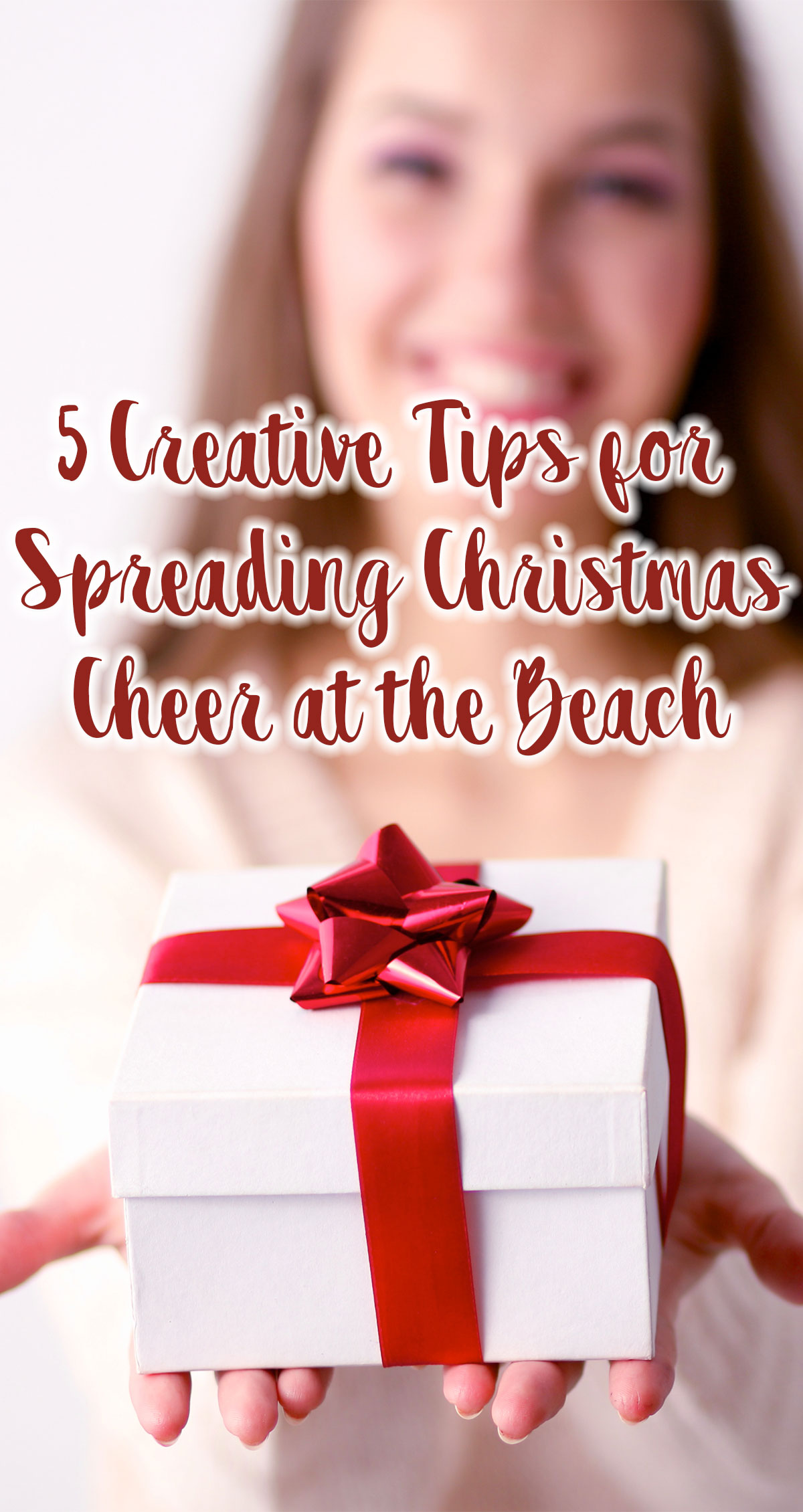 5 Creative Tips for Spreading Christmas Cheer at the Beach Pin