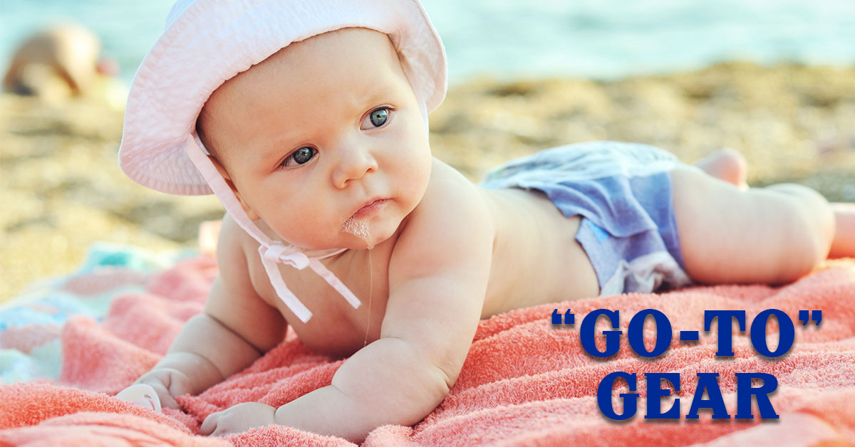 Here Are A Few Tricks And Tips That Will Make Beach Vacation Little Easierfor You Your Baby