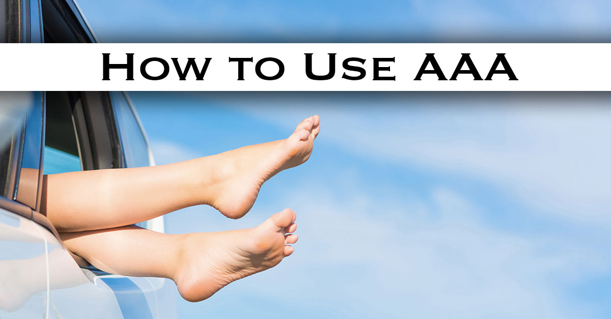 How to Use AAA