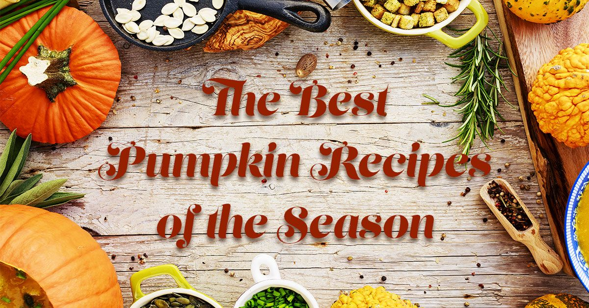 The Best Pumpkin Recipes of the Season