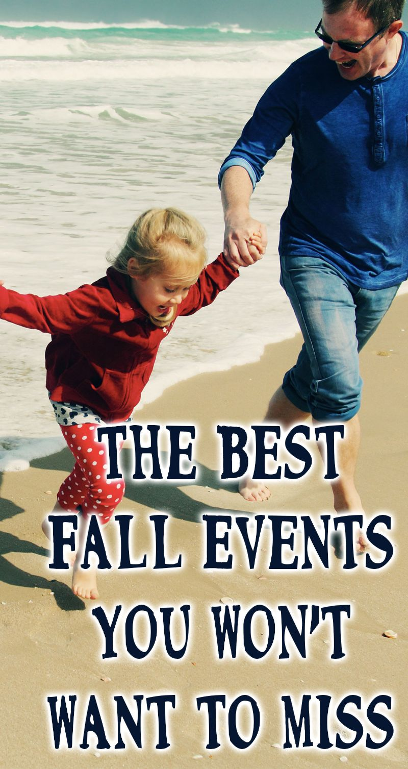 The Best Fall Events You Won't Want to Miss Pin