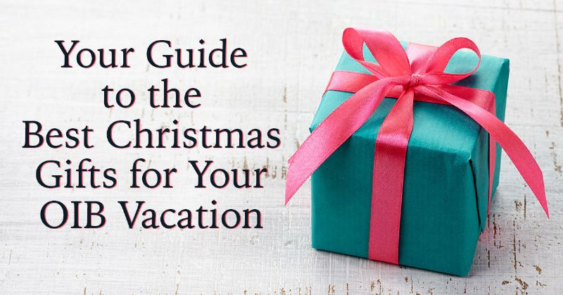 OIB Christmas Gift Guide