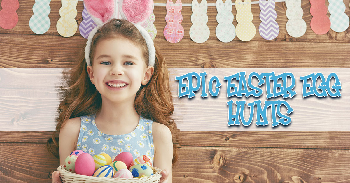 Epic Egg Hunts