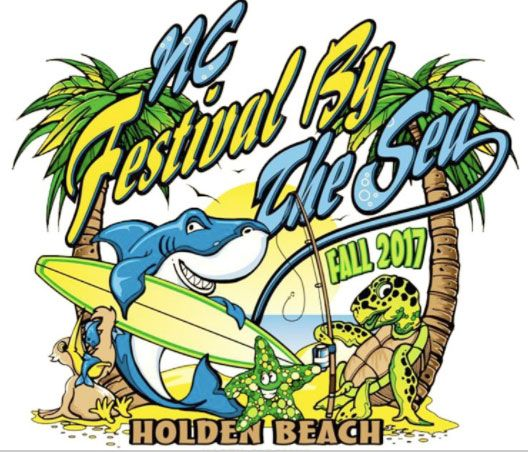 NC Festival by the Sea Logo