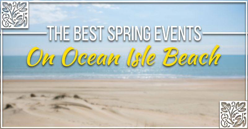 Best Spring Events