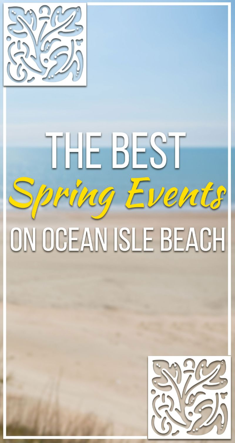 Best Spring Events Pin