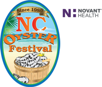 logo for NC Oyster Festival
