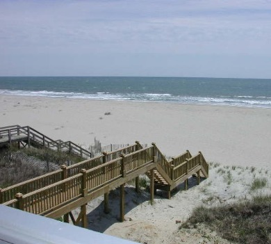 beach access to ocean isle beach | Williamson Realty Vacations