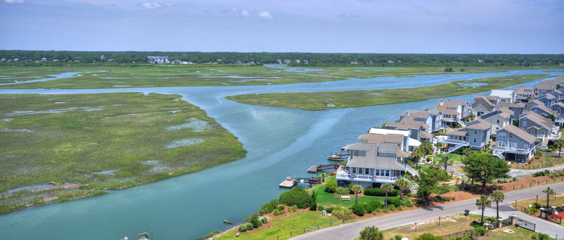 canal front rentals by ocean isle beach