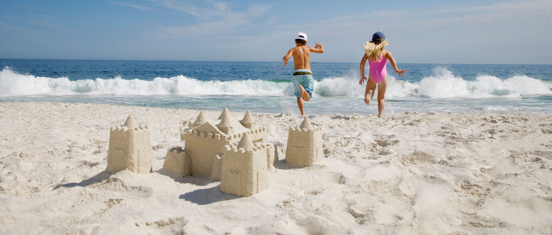 feel the sand between your toes at ocean isle beach