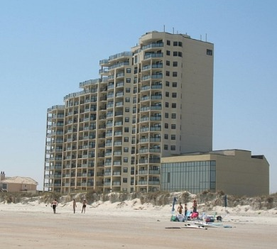 Ocean Point condos located on Ocean Isle Beach | Williamson Realty