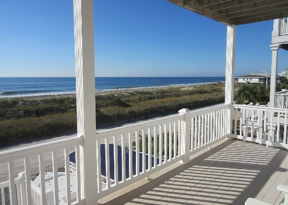 Our beautiful vacation rental East First Street 387 | Williamson Realty