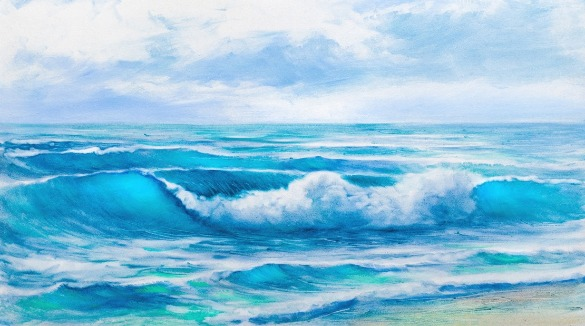 beach painting | Williamson Realty