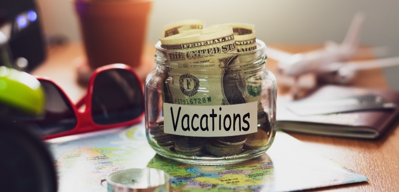 vacation savings in a jar | Williamson Realty