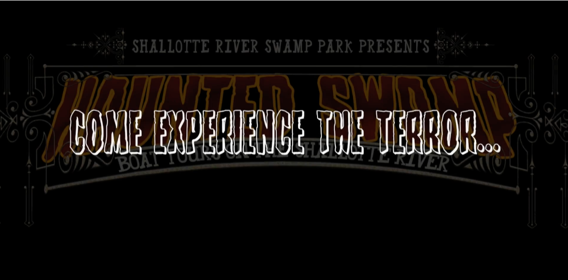 logo for Haunted Swamp Tour  and Tower of Terror Zip Line Adventure | Williamson Realty