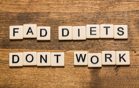 fad diets don't work | Williamson Realty Vacations