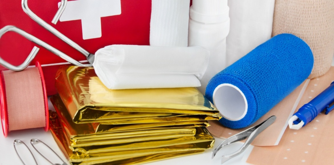 first aid kit supplies | Williamson Realty Vacations