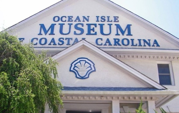 Museum of Coastal Carolina entrance | Williamson Realty