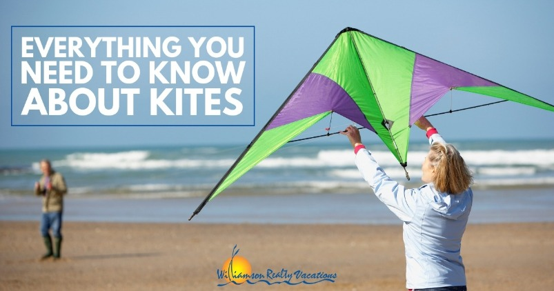 Everything You Need to Know About Kites | Williamson Realty Vacations