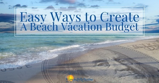 Vacation Budget | Williamson Realty