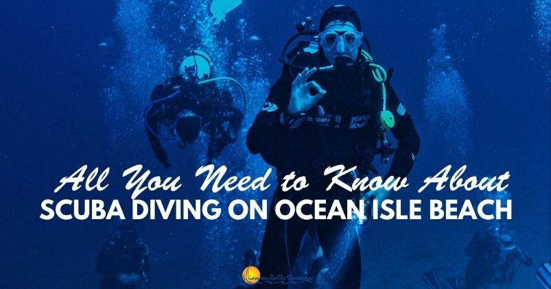All You Need to Know About Scuba Diving on Ocean Isle Beach
