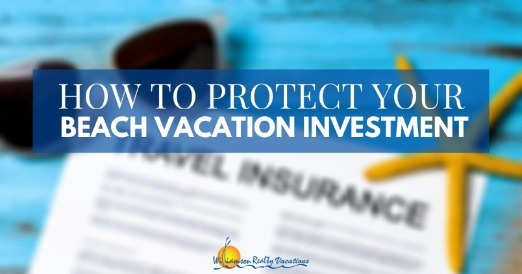 Travel Insurance | Williamson Realty