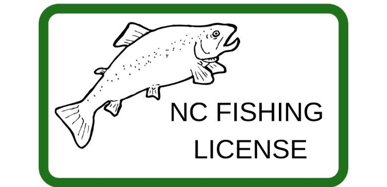 graphic of fishing license | Williamson Realty