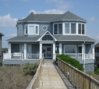 ocean isle beach oceanfront vacation rental | Williamson Realty Vacations