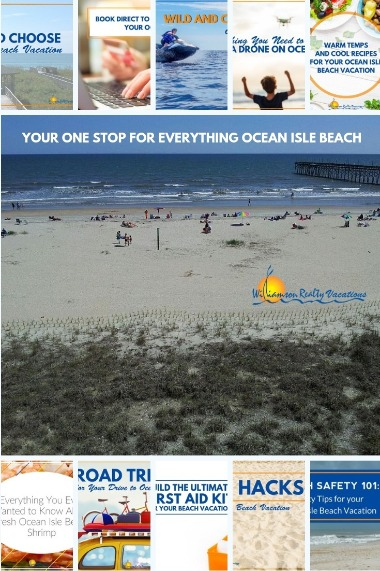Your One Stop For Everything Ocean Isle Beach | Williamson Realty Vacations