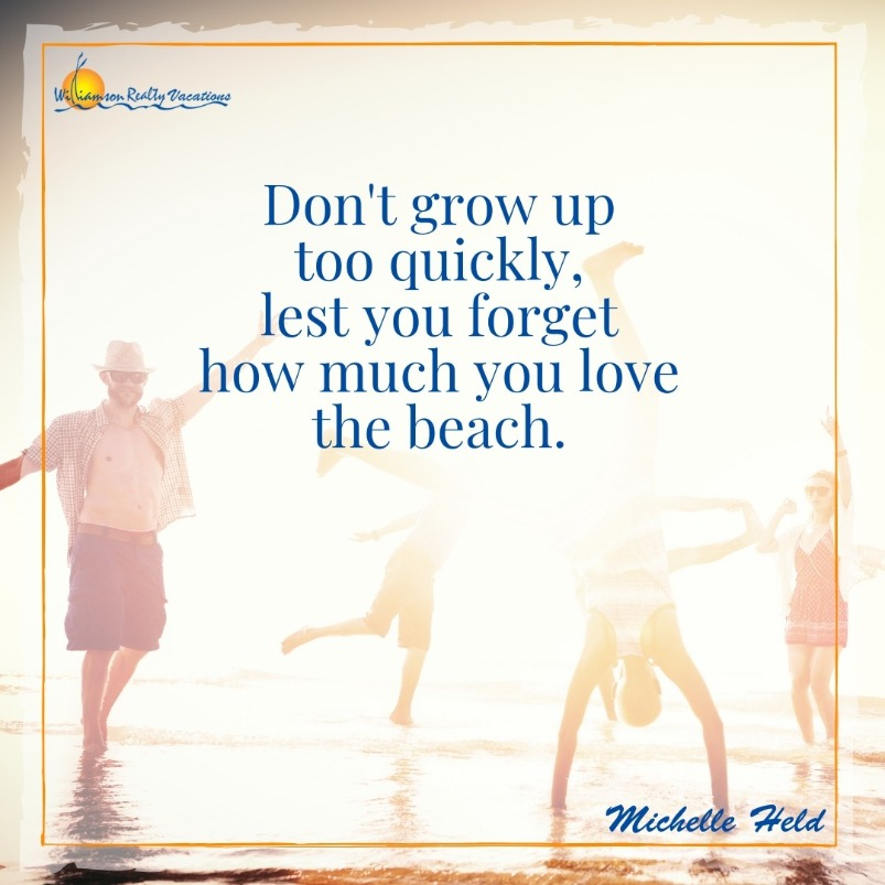 beach quotes | Williamson Realty