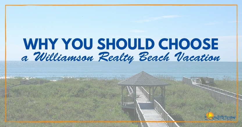 Ocean Isle Beach Vacation | Williamson Realty Vacations
