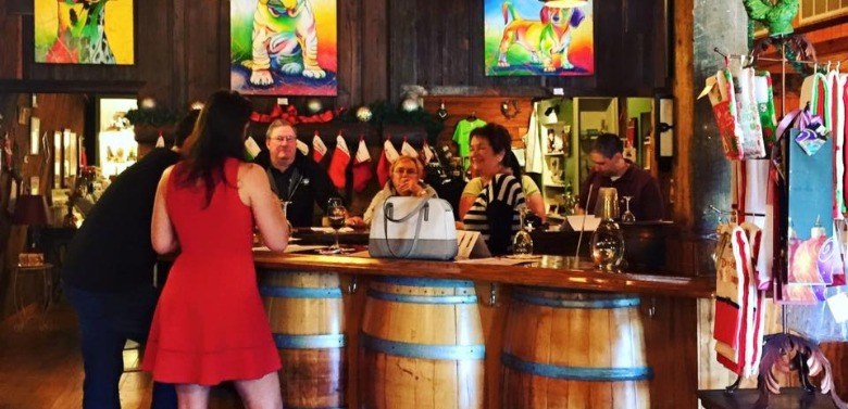 silver coast winery | Williamson Realty Vacations