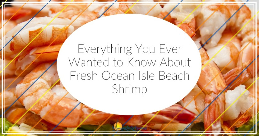 Fresh Shrimp on Ocean Isle Beach | Williamson Realty Vacations