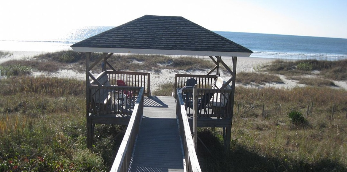 oceanfront ocean isle beach north carolina condo rental | Williamson Realty Vacations