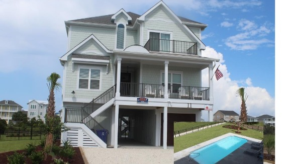 Our vacation rental Chadbourn Street 011 | Williamson Realty