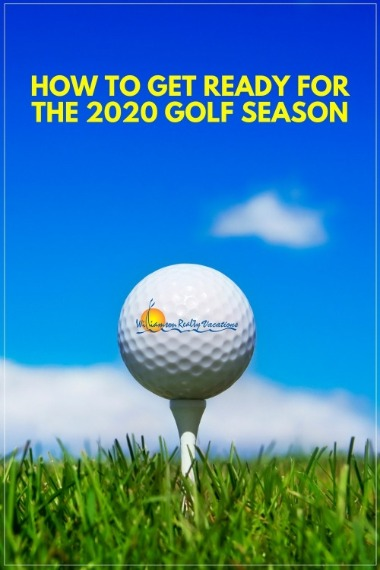 How to Get Ready for the 2020 Golf Season