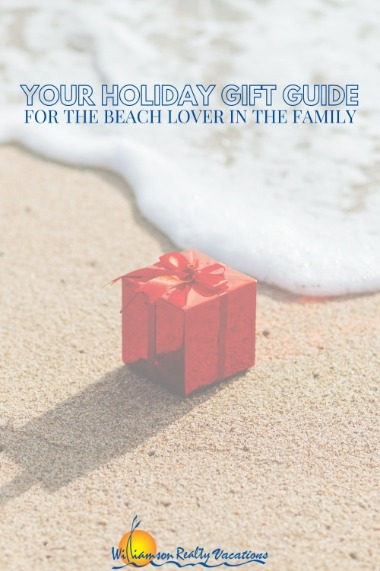 Your Holiday Gift Guide for the Beach Lover in the Family