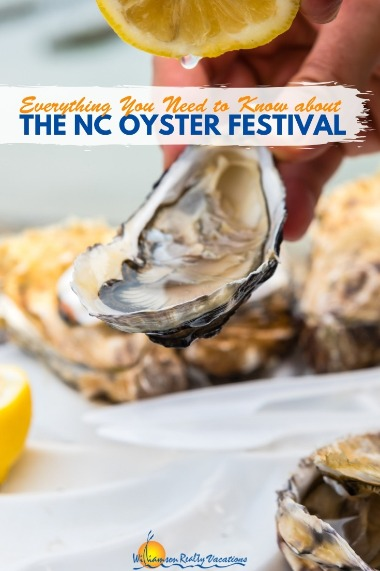 Everything You Need to Know about the NC Oyster Festival | Williamson Realty Vacations