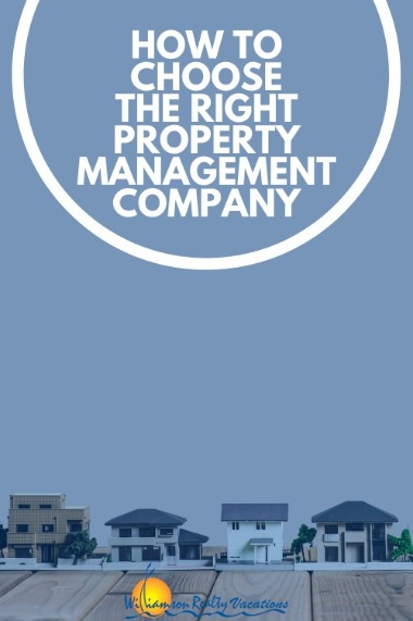How to Choose the Right Property Management Company