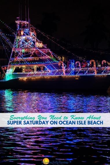 Everything You Need to Know About Super Saturday on Ocean Isle Beach | Williamson Realty Vacations