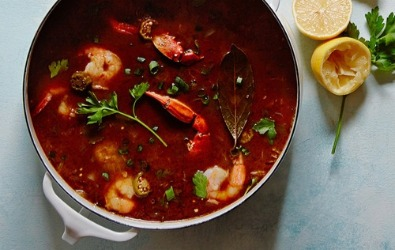 Seafood and Sausage Gumbo | Williamson Realty Vacations