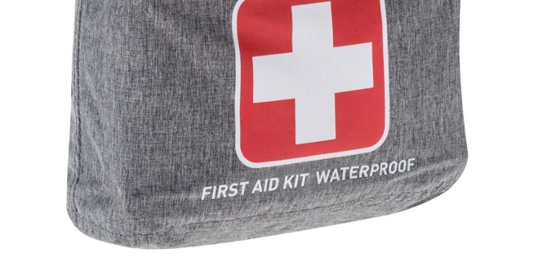 waterproof first aid kit bag | Williamson Realty Vacations
